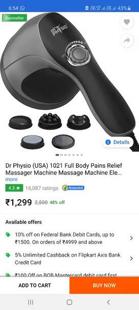Massager new one