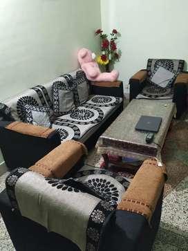 6months old sofa set