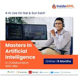 Masters In Artificial Intelligence in Bangalore