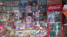 General store Corner shop Good location with good income Urgent sale