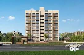 2BHK Apartment is available for sale at Nova Galaxy, Palanpur.