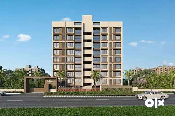 2BHK Apartment is available for sale at Nova Galaxy, Palanpur. 0