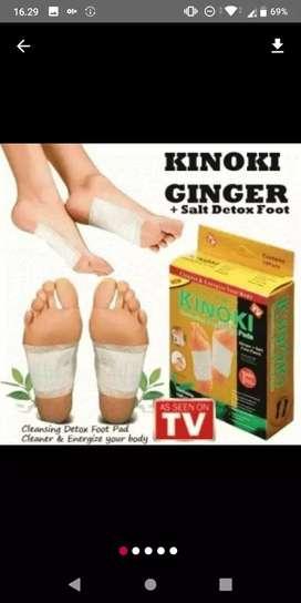 Koyo Kinoki penyerap racun free ongkir