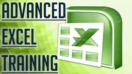 Advanced Excel Training Class at very affordable prices