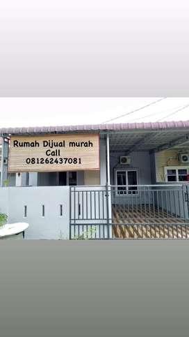 Dijual Rumah Cepat Murah (  Over kredit atau cash shm)
