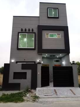 Urgent 3.56 Marla New House for Sale in New Lahore City