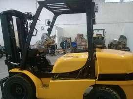 Juragan Forklift Elektrik YALE Used Forklift Siap Pakai