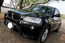 BMW X3 Bensin XDRIVE 2014 SANGAT TERAWAT SIAP PAKAI