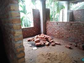 2 bhk flat for sale in Nav Para Ravinndra road Barasat