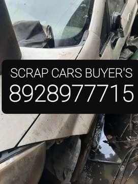 Buyers  SCRAP CARS