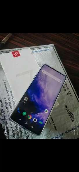 """OnePlus 7 Pro 256GB """"Nebula BLUE"""" (2 Year Warrenty) May 2021 @ 42500/-"""