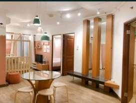 sewa apartemen 2BR di Bandung, fasilitas lengkap