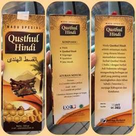 Madu spesial qusthul hindi