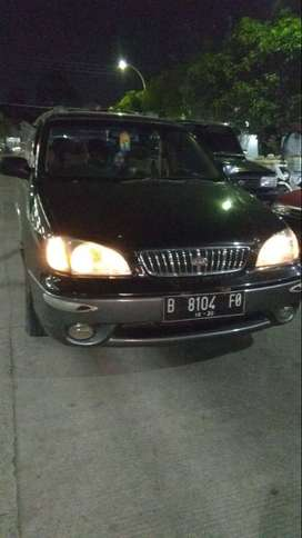 Jual KIA Carens Th.2000