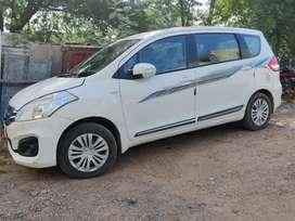 Maruti Suzuki Ertiga 2016 CNG & Hybrids 65000 Km Driven