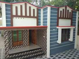 1150 sft house 5cent in peyad near shanthinikethan school