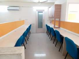 30 Setar IT/Bpo/Kpo 1250Sq Ft Fully Furnished Office Space On Rent.