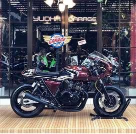 Honda CB 400 caferacer r9t 48 z800