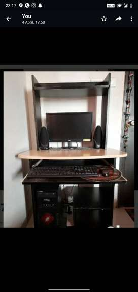 rom home/study from home situation, with all parts in excellent workin