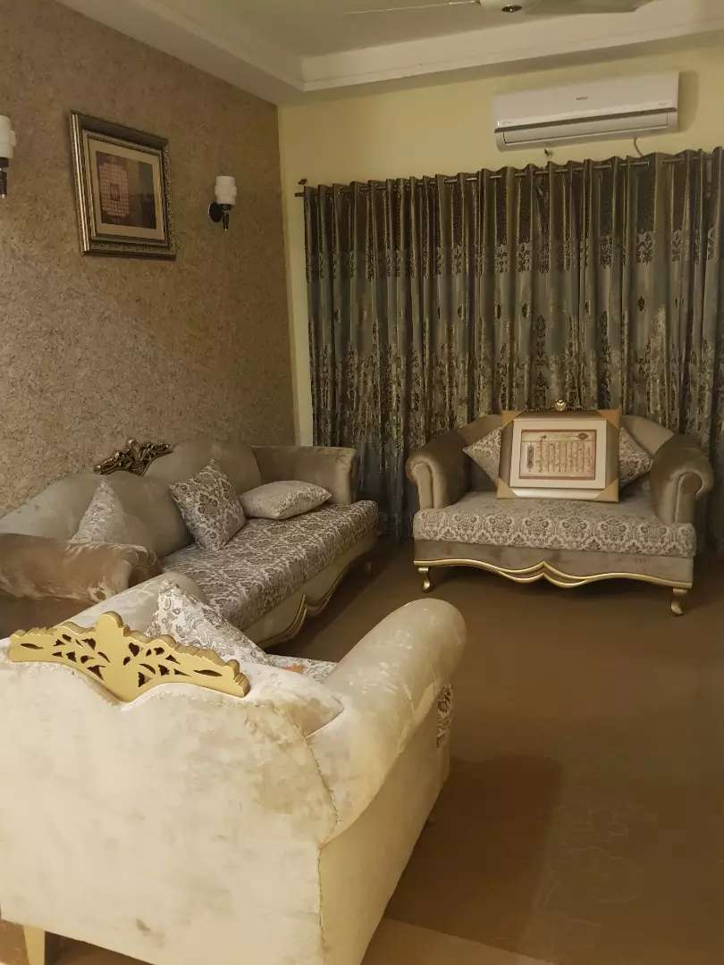 BRAND NEW FURNISHED 2 ROOMS AVAILABLE IN DIVINE GARDEN 0