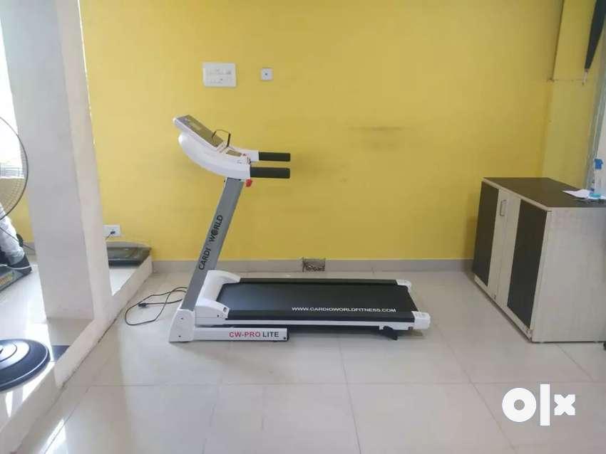 Treadmill prolite cardio brand