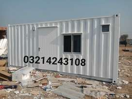 Containers , Office Containers , Porta cabin , Prefab rooms, Toilets