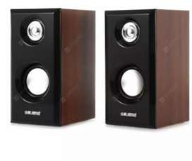 High sound speakers