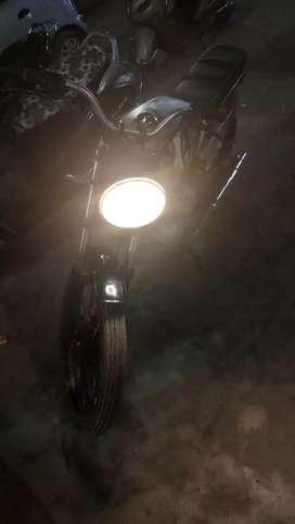 Suzuki max100R bike full modified