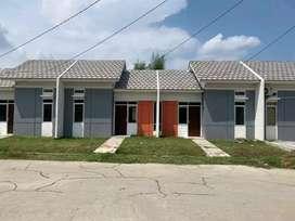 Rumah subsidi tanah terluas 72 meter di tangerang akses stasiun kereta