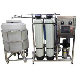 R O WATER FILTER PLANT CAMMERCIAL AVAILABLE HAI