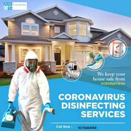 Home Disinfectant Sanitize Services