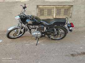 Royal Enfield bullet 350 Electra self start 9600km