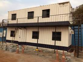 Site office container manufacturer and supplier