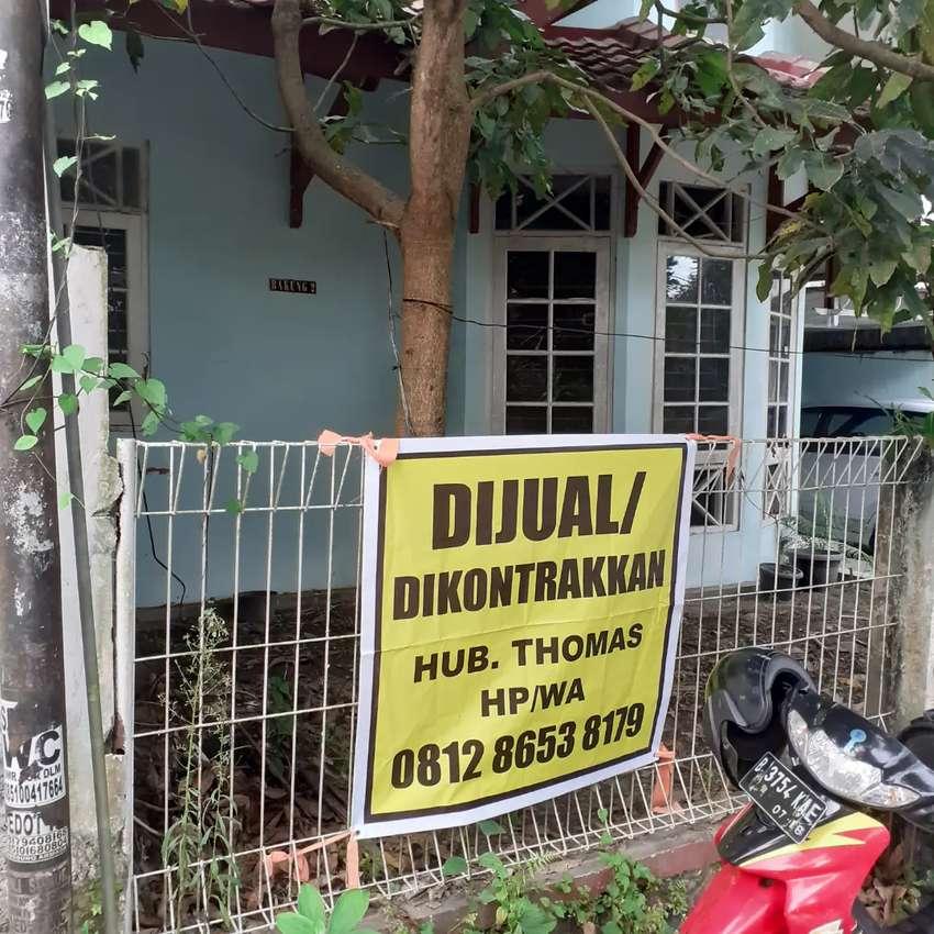 Rumah dijual / dikontrakan