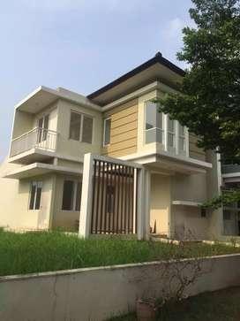 Rumah Cinere One Residence persis belakang Mall, Siap huni Diskon 40%