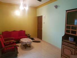 2bhk fully furnished with open terrace prime location Porvorim