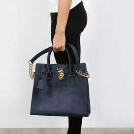 Preloved Michael Kors Hamilton Bag Authentic