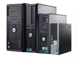 Used Branded CPU only rs 4001