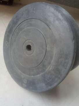 10 kg plates