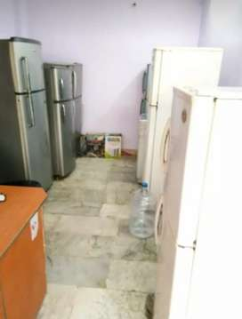 Used Double Door Refrigerator Sell Best Cooling & Working Condition