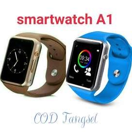 Jam Pintar Smartwatch A1 (iwatch style model) -bisa buat anak >8th