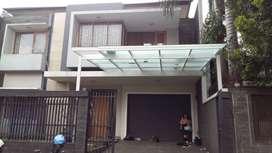 Specialist Canopy Alderon Pagar minimalis