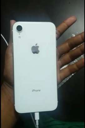 Iphone xr 128 gb good Condition