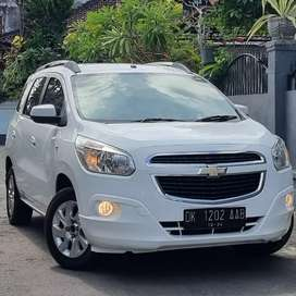 DP 16 JT! Chevrolet Spin 2014 Turbo Diesel (TCDi) MANUAL