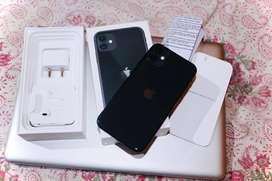 iPhone 11 block colour 100%