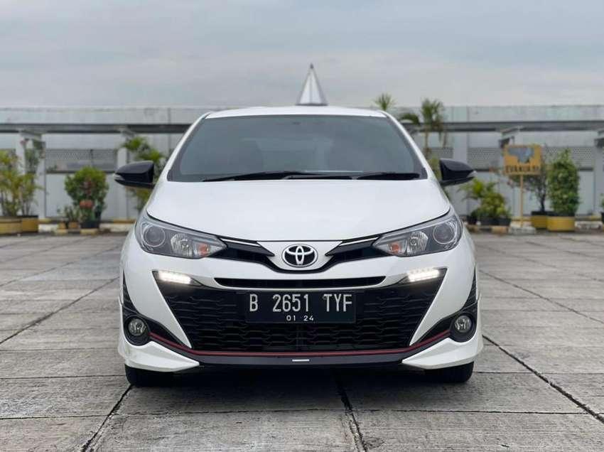 Toyota yaris 2019 trd sportivo matic pjak panjg 1 taun tt sienta crv 0