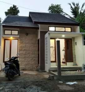 Rumah Baru Minimalis Pandak Bantul