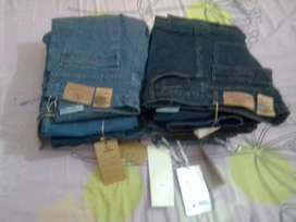 Jeans pants imported