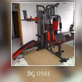 Home Gym 3 Sisi Merk Total // Kamis Gym 16.48
