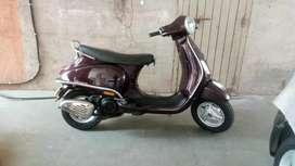 Vespa LX 125 Antique Bike 2013